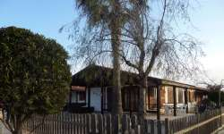 Wooden houses for holidays in the Ebro Delta, Laia's houses
